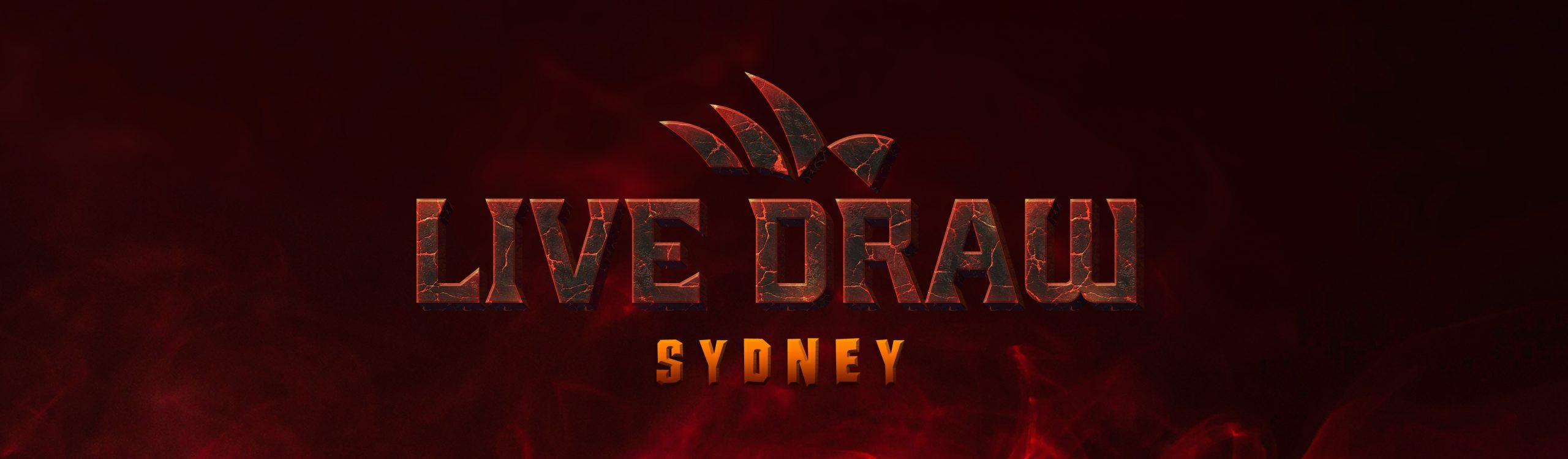 Live Draw Sydney 6D Hari ini